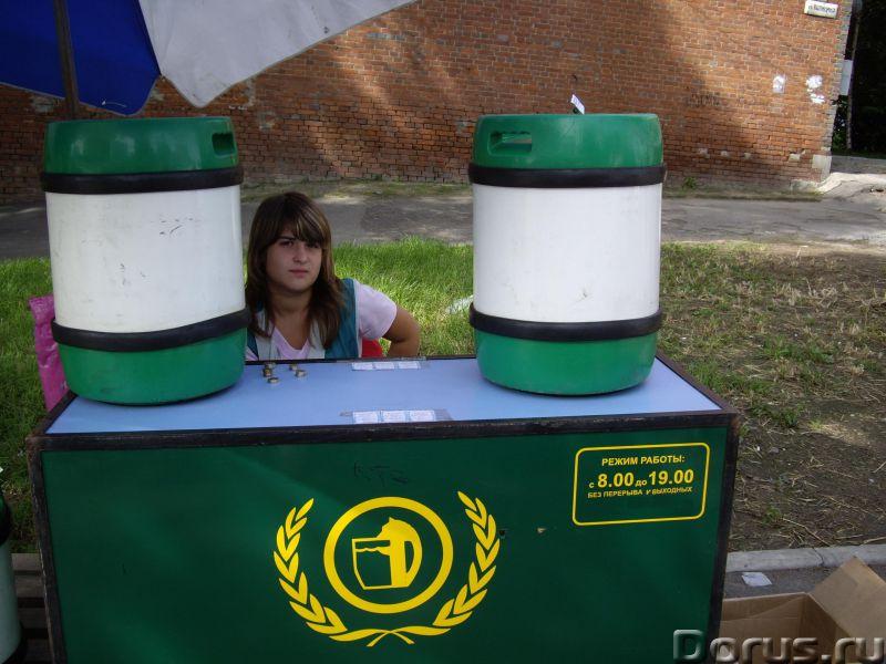 Термокеги для продажи кваса, пива, лимонада - Тара и упаковка - Поставляем НОВЫЕ термокеги, емкостью..., фото 3